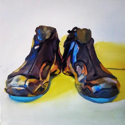 """""""Shoes"""" by Phillipe Previl original 5"""
