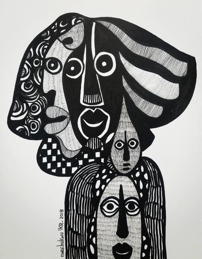 Darren Smith Robinson Artwork at The 22nd Central Avenue Jazz Festival Arts Pavilion Hosted by La Mancha Gallery [object object] Arts Pavilion 2018 Screenshot 20180705 225002 Instagram