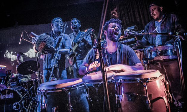 ARTIST PROFILE: MEXICO68 AFROBEAT ORCHESTRA